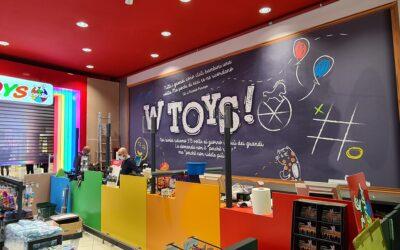 Allestimento Toys Center San Giuliano Milanese